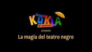 La magia del Teatro Negro