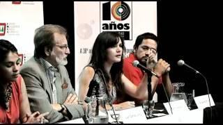 Camila Vallejo y Karol Cariola Oliva en el CCC (parte 1)