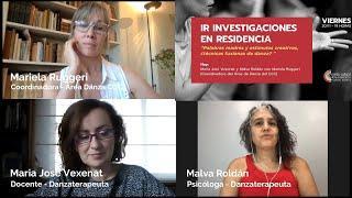 Programa IR. Investigaciones en Residencia (Danza) 20-11