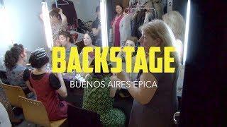 Buenos Aires Épica. Absurdo para cinco bellas mujeres