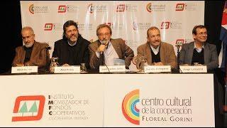 Abel Prieto - La Cultura en la Cuba de hoy