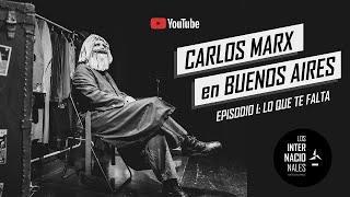 Carlos Marx en Buenos Aires