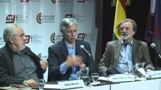 Álvaro García Linera - Los desafíos del proceso de cambio en Bolivia (Parte 1)