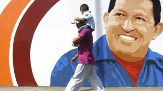 Homenaje a Hugo Chávez
